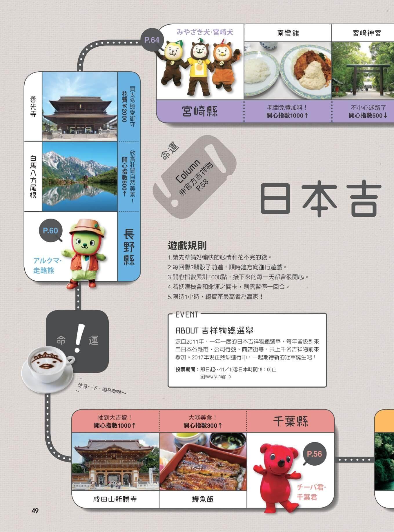 JapanWalker26_吉祥物